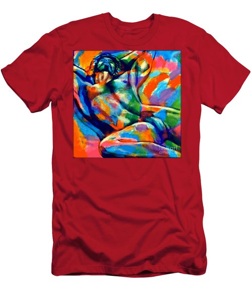 Male Muse Men's T-Shirt (Athletic Fit)