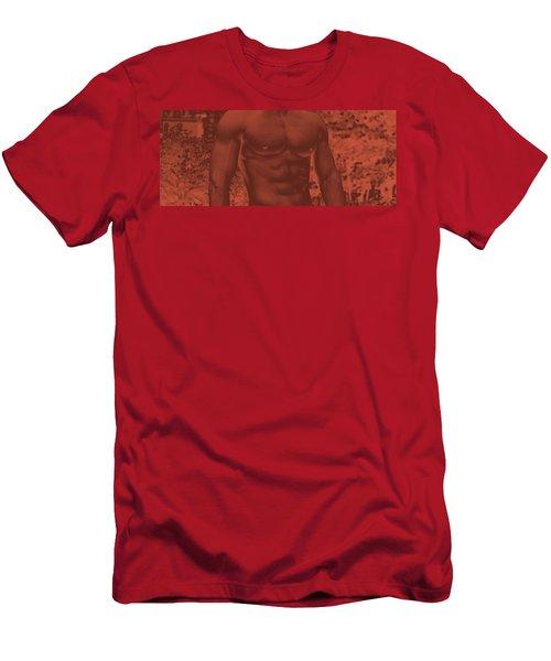 Male Torso Men's T-Shirt (Athletic Fit)