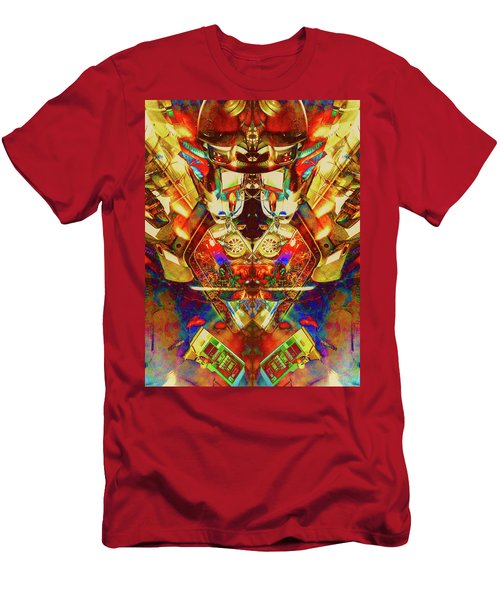 Mamma Bears Pinball Men's T-Shirt (Athletic Fit)