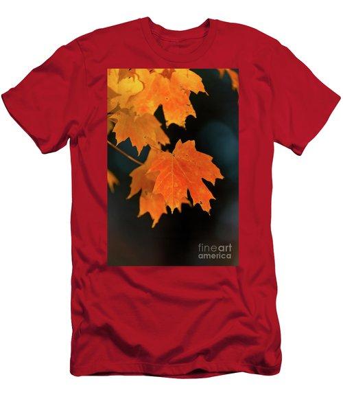 Maple-1 Men's T-Shirt (Athletic Fit)
