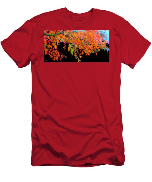 Maple Magic Men's T-Shirt (Athletic Fit)