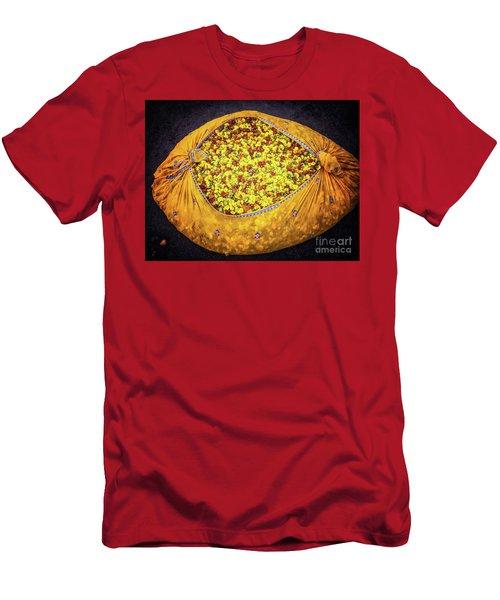 Marigolds Men's T-Shirt (Athletic Fit)