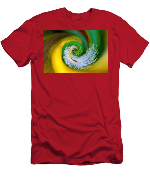 Nature's Spiral Men's T-Shirt (Athletic Fit)