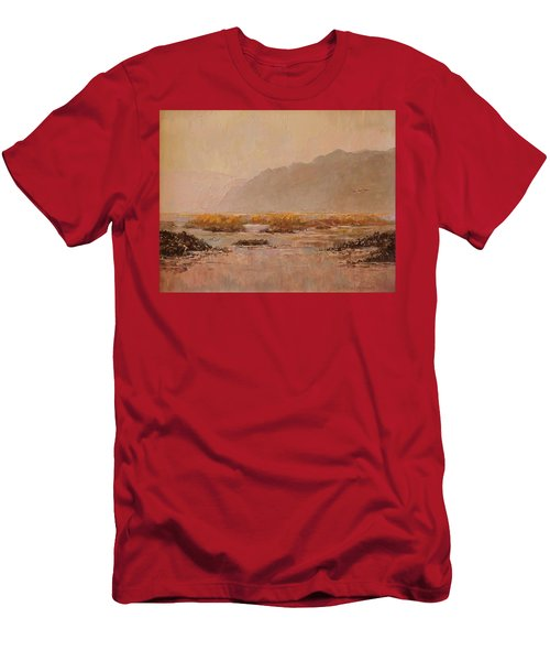 Oyster Beds Emerging Men's T-Shirt (Athletic Fit)