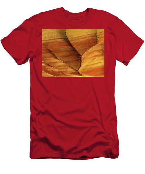 Painted Hills Creases Men's T-Shirt (Athletic Fit)