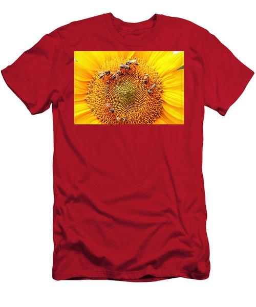Party Men's T-Shirt (Athletic Fit)