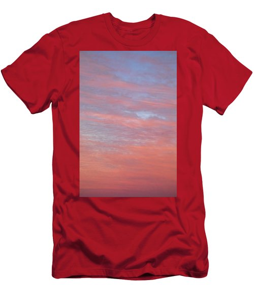 Pink In The Sky Men's T-Shirt (Athletic Fit)