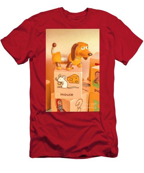 Playtime Pets Men's T-Shirt (Athletic Fit)