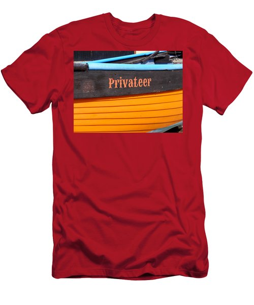 Privateer Men's T-Shirt (Athletic Fit)