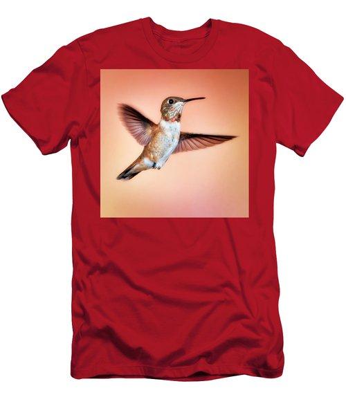 Rambunctious Rufous Men's T-Shirt (Athletic Fit)
