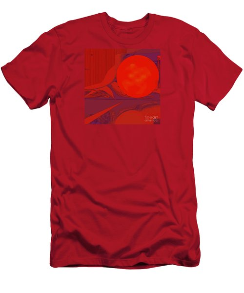 Red Sky At Night Promise Men's T-Shirt (Athletic Fit)