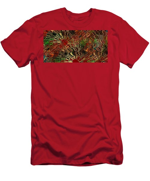 Rising Sun Men's T-Shirt (Athletic Fit)