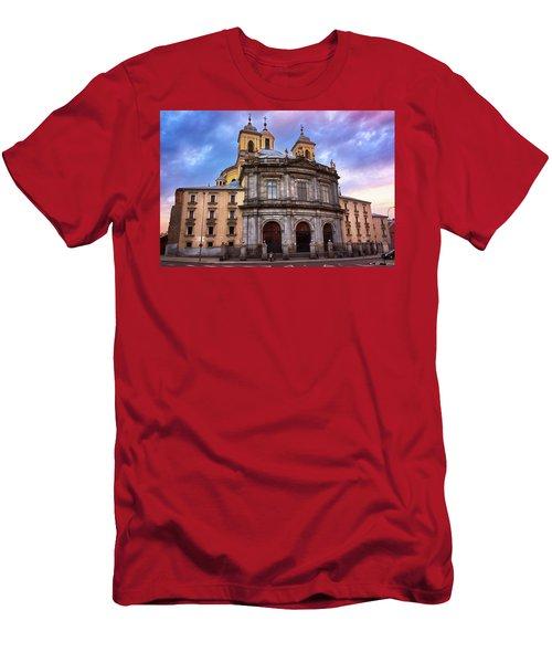 Royal Basilica Of San Francisco El Grande Men's T-Shirt (Athletic Fit)