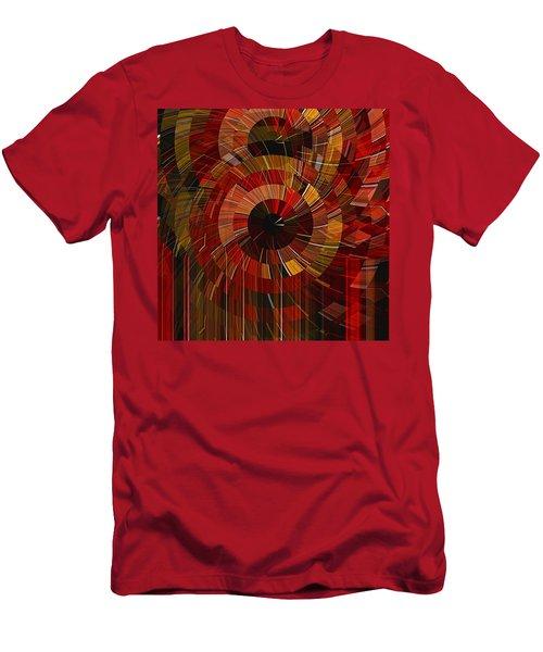 Royal Fireworks Men's T-Shirt (Athletic Fit)