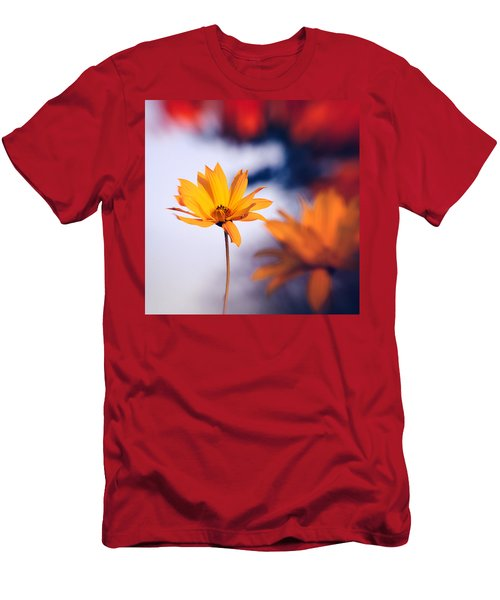 Rudbeckia Grandiflora 2 Men's T-Shirt (Athletic Fit)