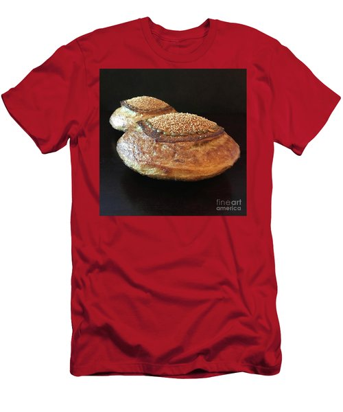 Seeded White And Rye Sourdough 2 Men's T-Shirt (Athletic Fit)