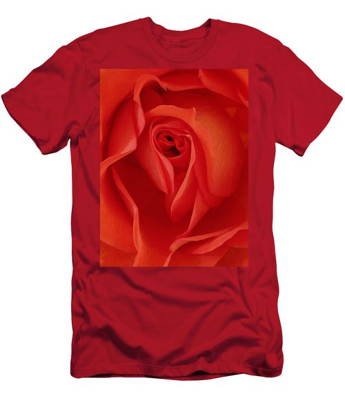 Shades Of O'keeffe Men's T-Shirt (Athletic Fit)