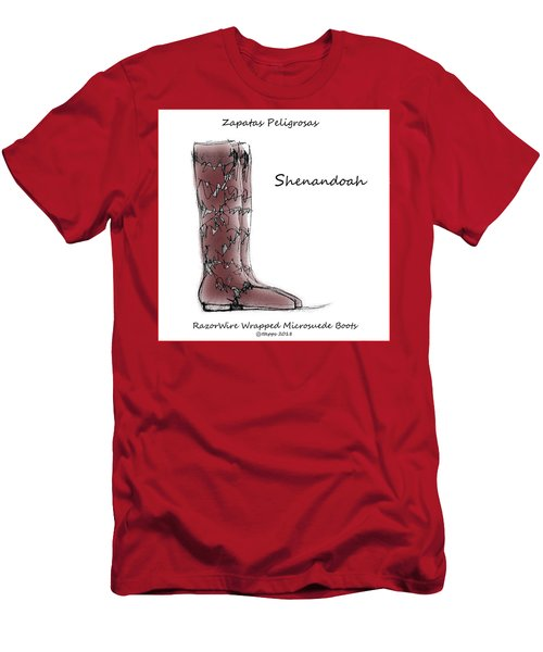 Shenandoah Men's T-Shirt (Athletic Fit)