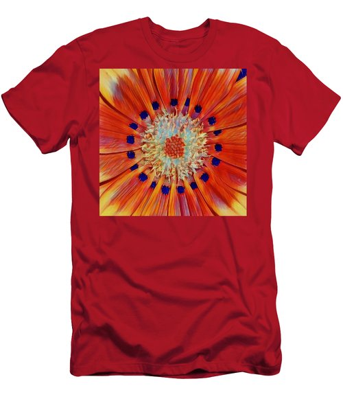 Solar Plexus Bloom Men's T-Shirt (Athletic Fit)