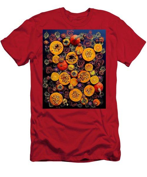 Squash Carnival Men's T-Shirt (Athletic Fit)