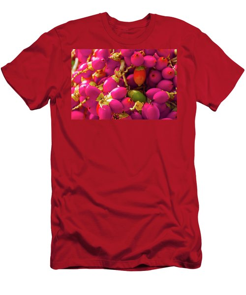 Men's T-Shirt (Athletic Fit) featuring the photograph Stuck In The Middle With You by Melissa Lane