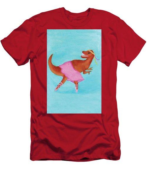 Swan Rex Men's T-Shirt (Athletic Fit)