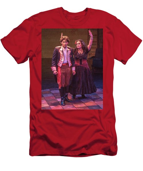 The Bad Brother And The Gypsy Men's T-Shirt (Athletic Fit)