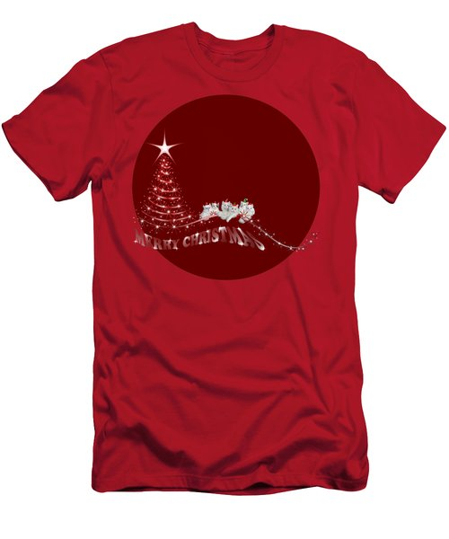 The Christmas Seis Men's T-Shirt (Athletic Fit)