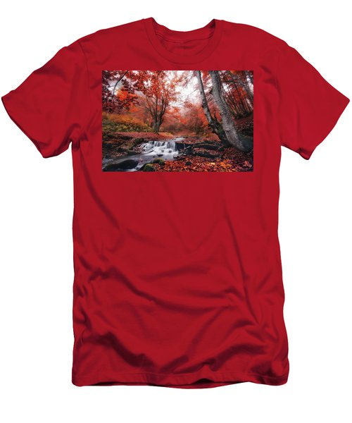 The Delights Of Late Autumn Men's T-Shirt (Athletic Fit)