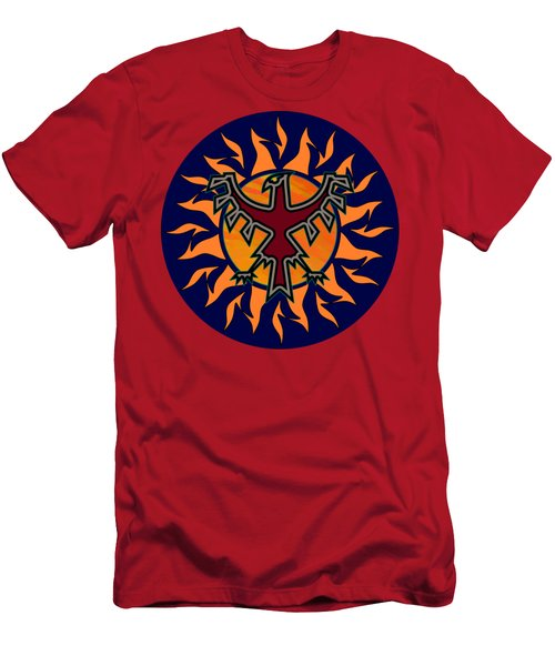 Thunderbird Sun Men's T-Shirt (Athletic Fit)