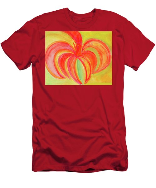Tiger Tiger Lily Lily Men's T-Shirt (Athletic Fit)