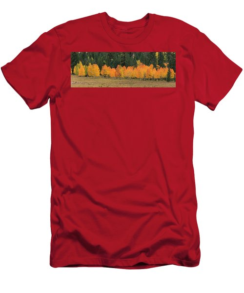 Tree Line Men's T-Shirt (Athletic Fit)