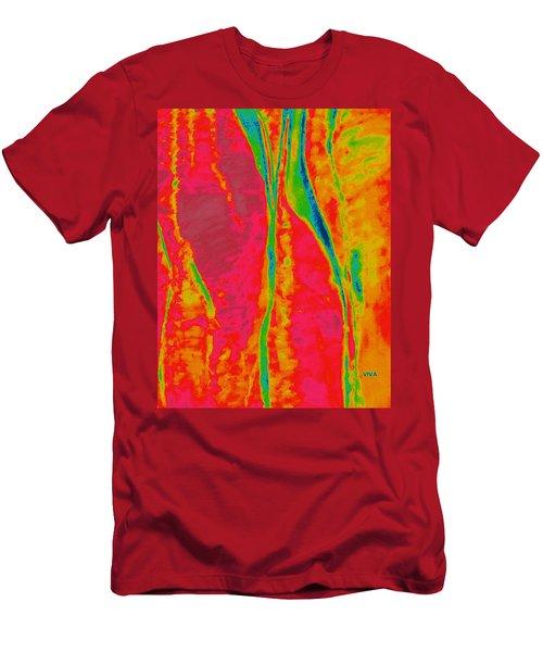 Uluru  Magic   Men's T-Shirt (Athletic Fit)