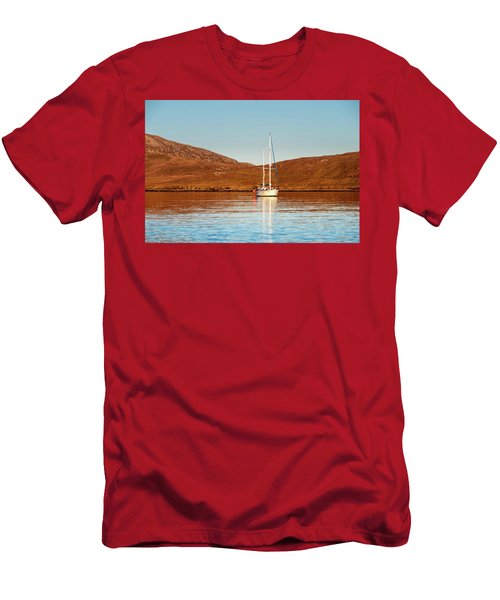 Vatersay Bay Men's T-Shirt (Athletic Fit)