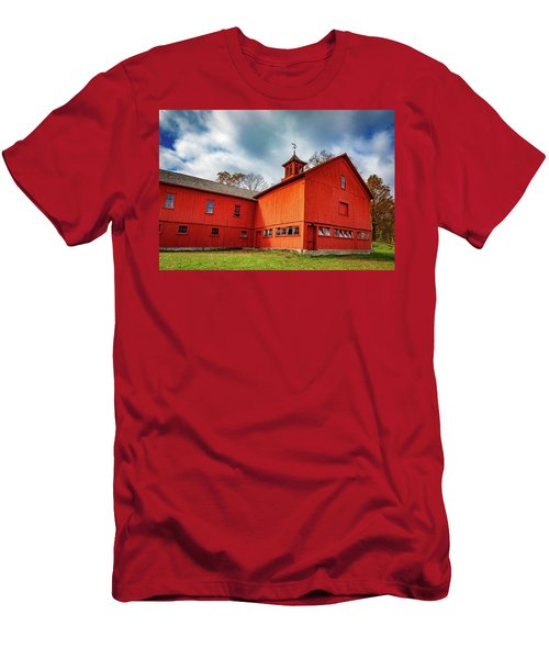 William Cullen Bryant Barn 2 Men's T-Shirt (Athletic Fit)