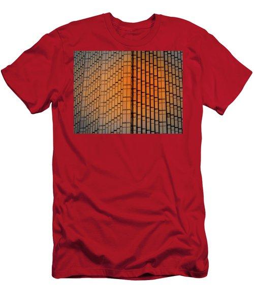 Windows Mosaic Men's T-Shirt (Athletic Fit)