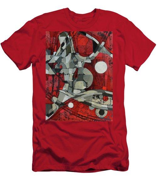 Woman Man Woman Men's T-Shirt (Athletic Fit)