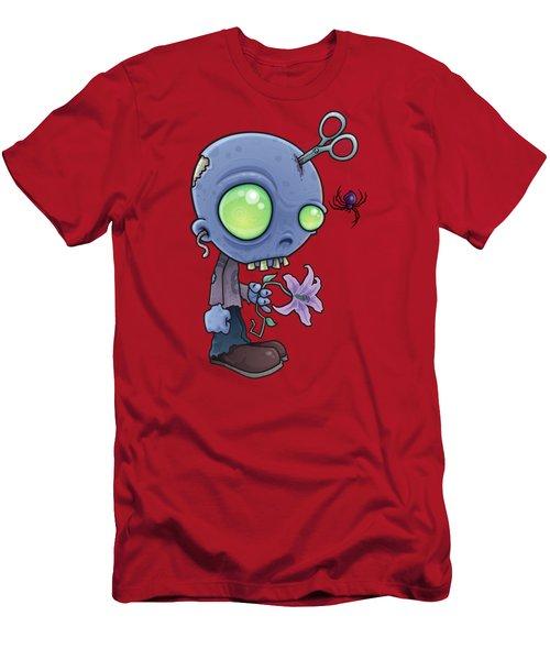 Zombie Junior Men's T-Shirt (Athletic Fit)