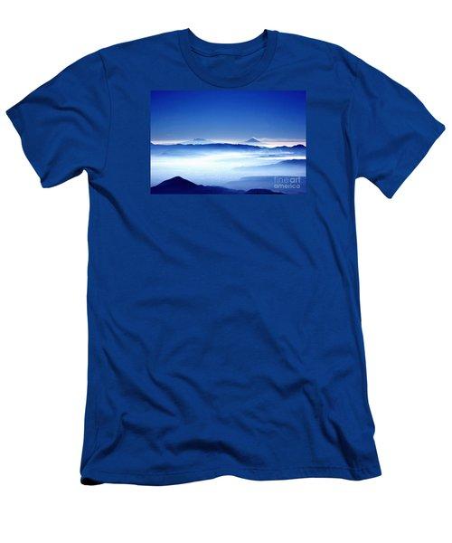 00704 Vulcanos Mexico Men's T-Shirt (Athletic Fit)