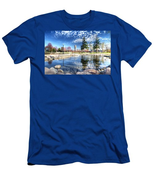 0663 Elgin From Walton Island Men's T-Shirt (Athletic Fit)