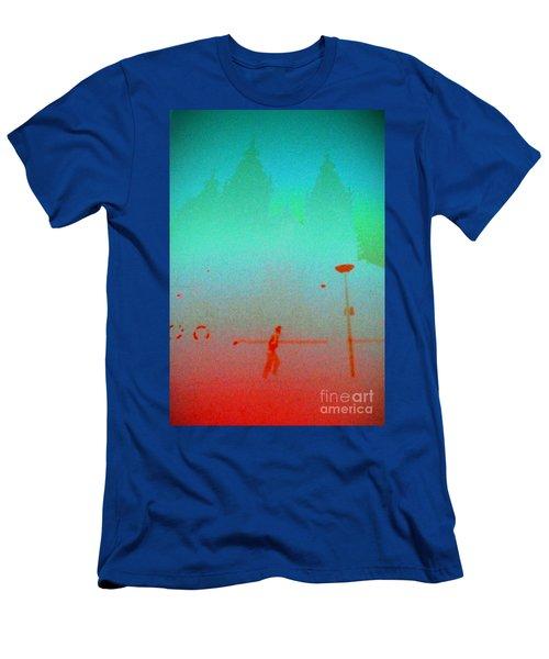 Amsterdam Evening Men's T-Shirt (Athletic Fit)