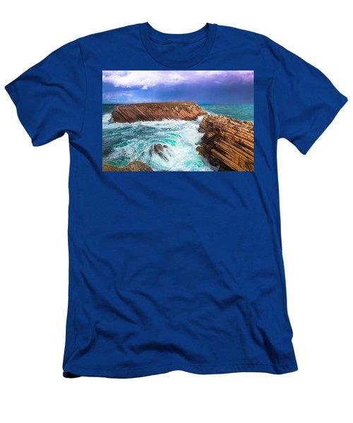 Baleal Men's T-Shirt (Athletic Fit)
