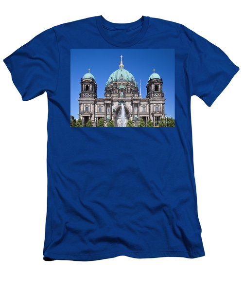 Berlin Cathedral Men's T-Shirt (Athletic Fit)