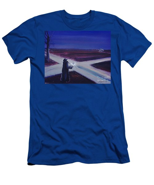 Crossroads Men's T-Shirt (Athletic Fit)