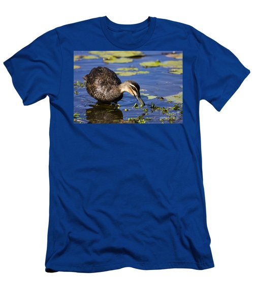 Duck Hunt Men's T-Shirt (Athletic Fit)