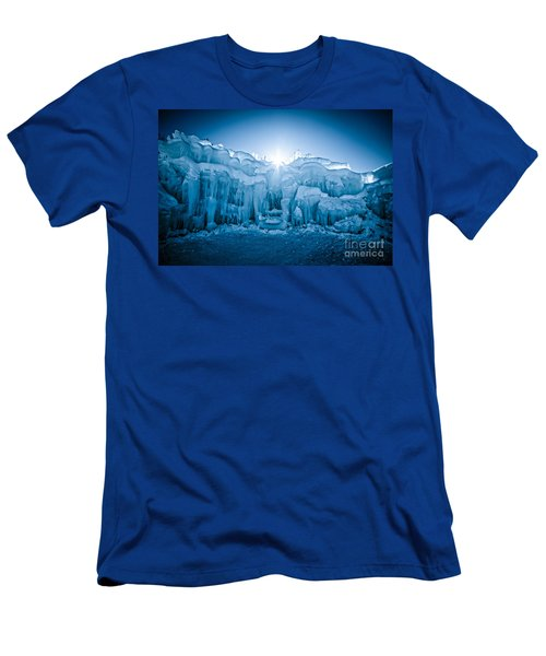 Ice Castle Men's T-Shirt (Slim Fit)