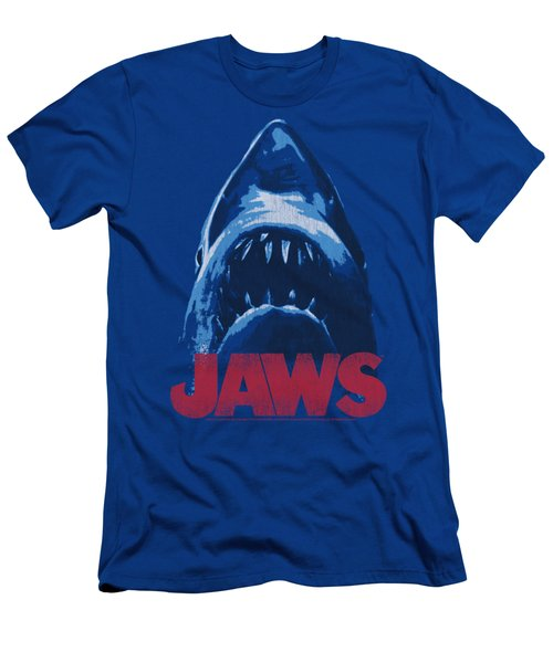 Jaws - From Below Men's T-Shirt (Athletic Fit)