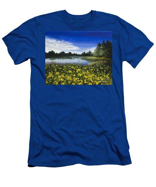 Summer Susans Men's T-Shirt (Athletic Fit)