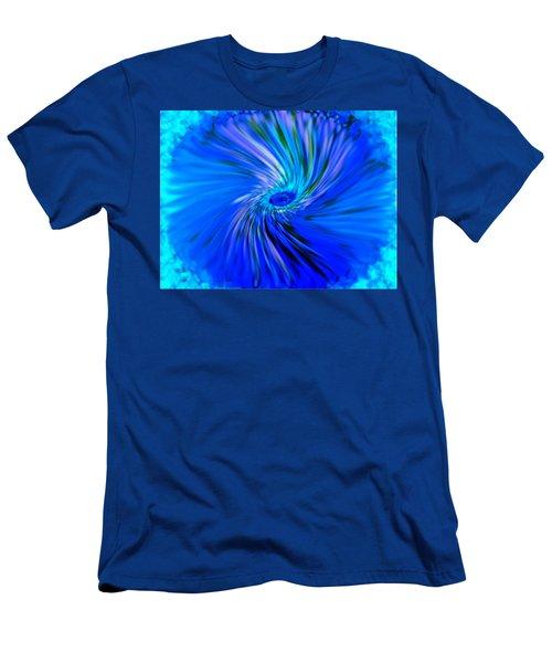 The Heart Of Bungalii Men's T-Shirt (Slim Fit) by RjFxx at beautifullart com
