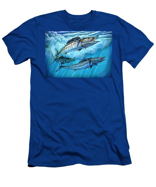 Wahoo In Freedom Men's T-Shirt (Athletic Fit)